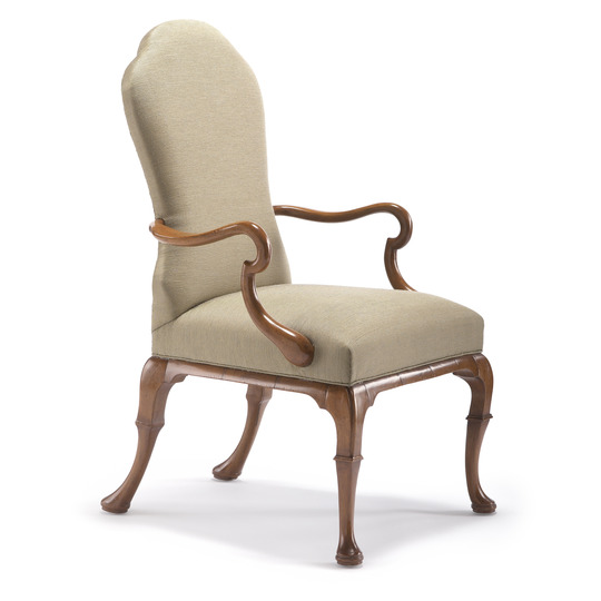 Gregorius Pineo Queen Anne Armchair