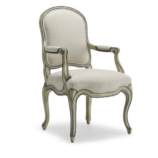 Louis XV Armchair (flatback)