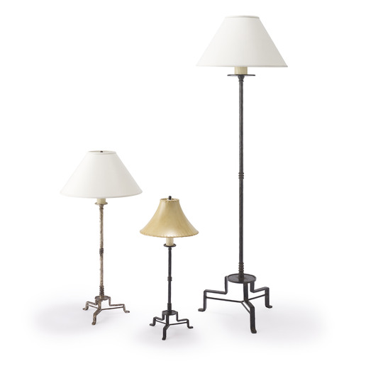 Tricourt Floor Lamp