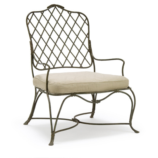 Twig Iron Armchair (large)