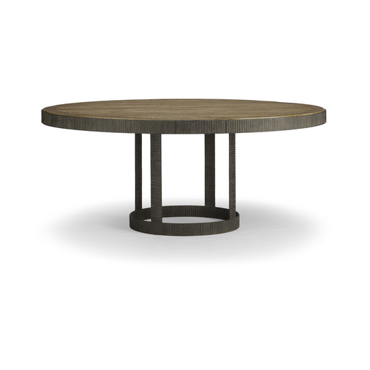 Continental Pedestal Table