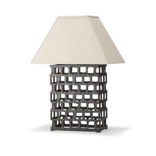 Gregorius Pineo Santorini Table Lamp Rectangular 8058