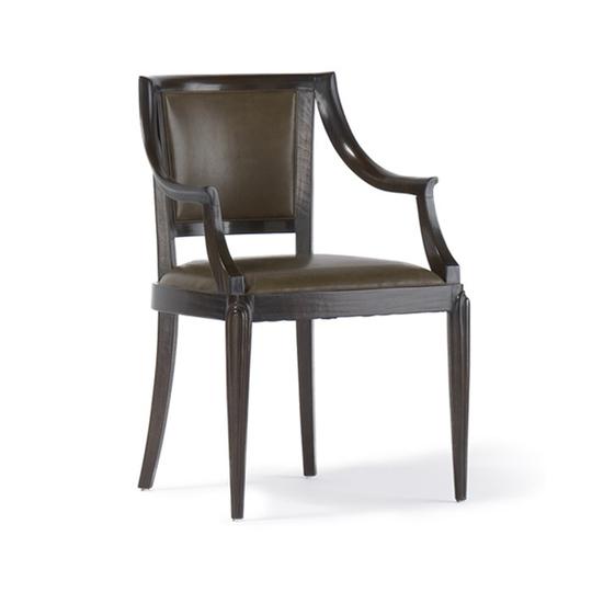 Italian Art Deco Armchair
