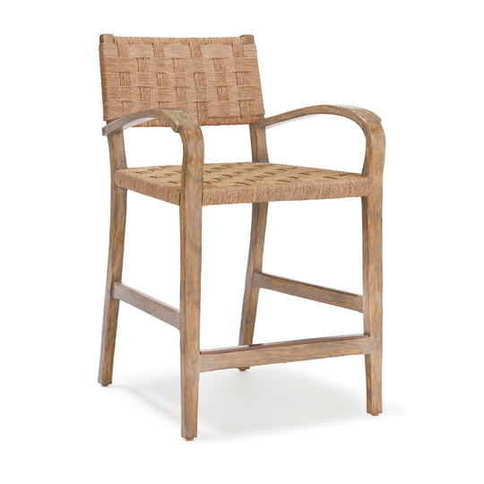 Courtens Counter Stool (arms)