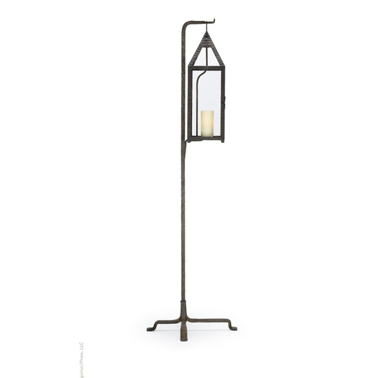 Elegant Marrakesh Lantern Floor Lamp
