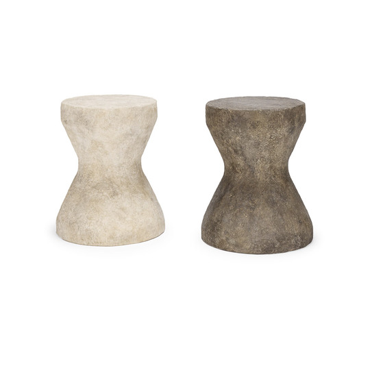 Bacelo Side Table (Composite Stone)