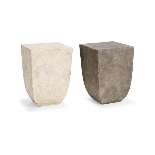 Nice Murillo Side Table (Composite Stone)