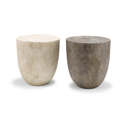 Delightful Rioja Side Table (Composite Stone)