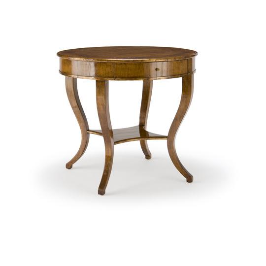 Biedermeier Side Table (round)