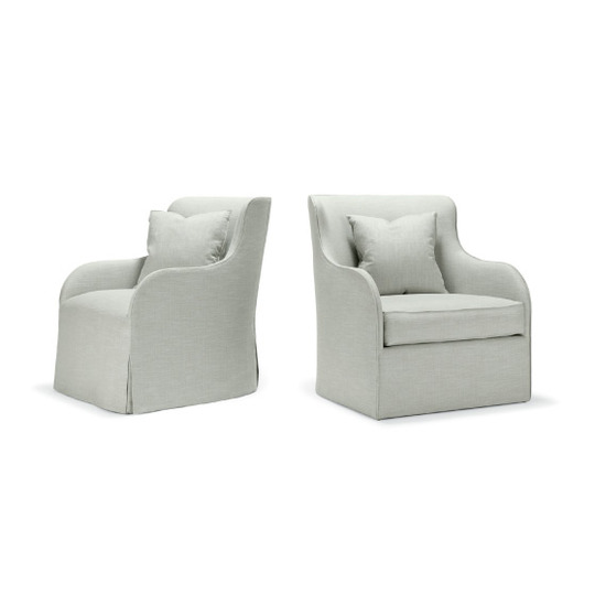 Paloma Lowback Lounge Chair (small \u0026 large)