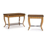 Danhauser End Table (large & small)