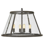 Vassaro Round Chandelier (small, medium & large)