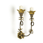 Visconti Two Arm Sconce