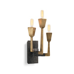 Belmondo Sconce (three arm)