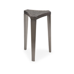 Miro Side Table (triangular, bronze)