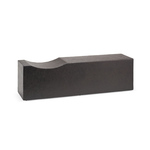 Saddle Bench (composite stone, large)