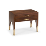 Langston Low Nightstand