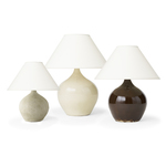 Rondure Lamp (ceramic, small, large & medium)