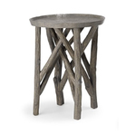 Twig Branch Side Table