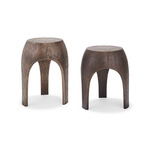 Arp Side Table (bronze)