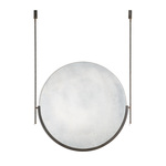 Avedon Mirror (round, small, medium & large)