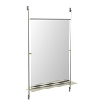 Avedon Mirror (small, medium & large, shelf)