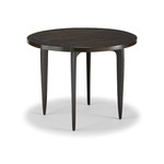 Danois Pedestal End Table