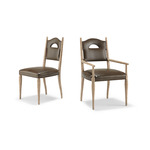 Dordogne Side & Arm Chairs (upholstered)