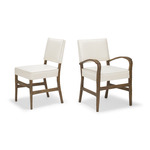 Courtens Dining Armchair & Sidechair (Upholstered)