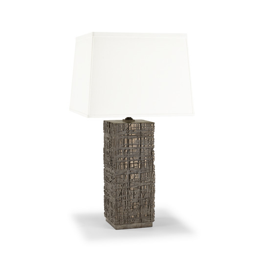 Van Ness Lamp (square, qty of 5 available)
