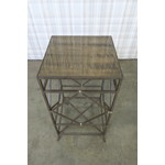 Maxime Side Table (anigre)