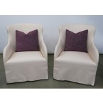 Paloma Lowback Lounge Chair (small, pair of two)