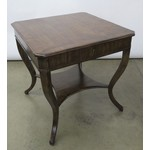 Biedermeier Side Table (square)