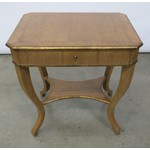 Biedermeier Side Table (rectangular)