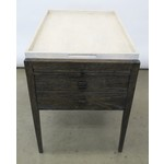Bonnaire Side Table (two drawer)