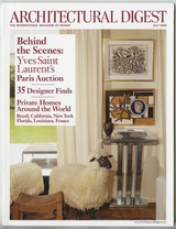 Architectural Digest, July 09
