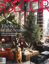 Elle Decor, December 2016