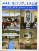 Architectural Digest, September 08